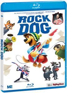 Rock Dog (Blu-ray) di Ash Brannon - Blu-ray