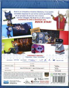 Rock Dog (Blu-ray) di Ash Brannon - Blu-ray - 2