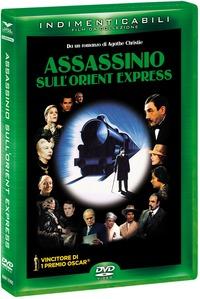 Cover Dvd Assassinio sull'Orient Express (DVD) (DVD)