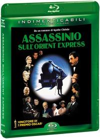 Cover Dvd Assassinio sull'Orient Express (Blu-ray) (Blu-ray)