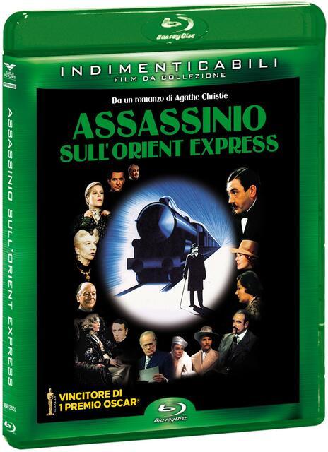 Assassinio sull'Orient Express (Blu-ray) di Sidney Lumet - Blu-ray