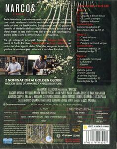 Narcos. Stagione 1 (3 Blu-ray) - Blu-ray - 2