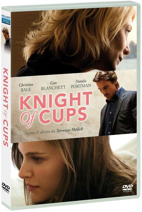 Knight of Cups (DVD) di Terrence Malick - DVD