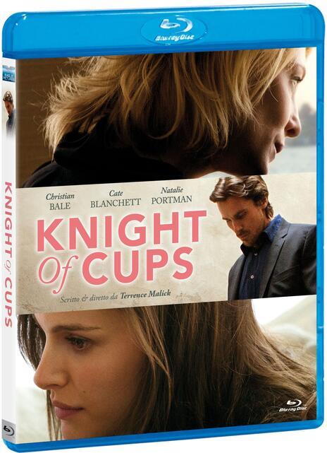 Knight of Cups (Blu-ray) di Terrence Malick - Blu-ray