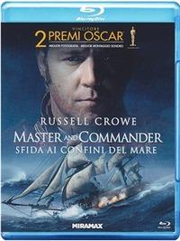 Cover Dvd Master & Commander. Sfida ai confini del mare (Blu-ray)