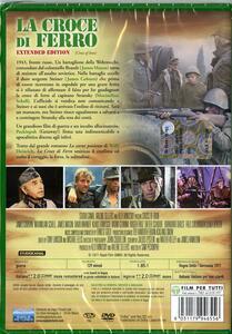 La croce di ferro (DVD) di Sam Peckinpah - DVD - 2