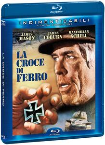 La croce di ferro (Blu-ray) di Sam Peckinpah - Blu-ray