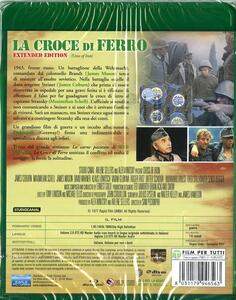 La croce di ferro (Blu-ray) di Sam Peckinpah - Blu-ray - 2
