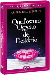 Quell'oscuro oggetto del desiderio (DVD) di Luis Buñuel - DVD