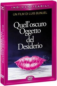 Cover Dvd Quell'oscuro oggetto del desiderio (DVD) (DVD)
