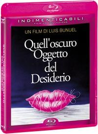 Cover Dvd Quell'oscuro oggetto del desiderio (Blu-ray) (Blu-ray)