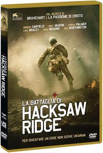 Film La battaglia di Hacksaw Ridge (DVD) Mel Gibson