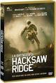 Cover Dvd DVD La battaglia di Hacksaw Ridge