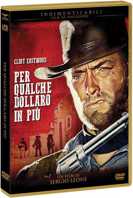 Per qualche dollaro in più (DVD) di Sergio Leone - DVD