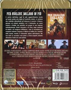 Per qualche dollaro in più (Blu-ray) di Sergio Leone - Blu-ray - 2