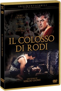 Cover Dvd colosso di Rodi (DVD) (DVD)