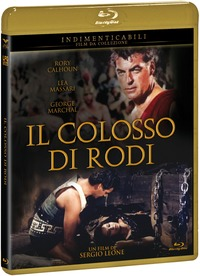 Cover Dvd colosso di Rodi (Blu-ray) (Blu-ray)