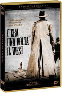 Film C'era una volta il West (DVD) Sergio Leone
