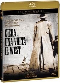 Cover Dvd C'era una volta il West (Blu-ray) (Blu-ray)
