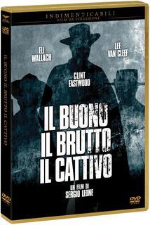 Film Il buono, il brutto e il cattivo (DVD) Sergio Leone