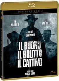 Cover Dvd buono, il brutto e il cattivo (Blu-ray) (Blu-ray)