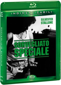 Cover Dvd Sorvegliato speciale (Blu-ray) (Blu-ray)
