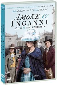 Cover Dvd Amore e inganni (DVD) (DVD)