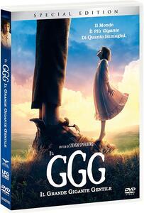 Il GGG. Il Grande Gigante Gentile. Edizione speciale (DVD) di Steven Spielberg - DVD