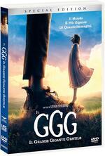Il GGG. Il Grande Gigante Gentile (DVD)