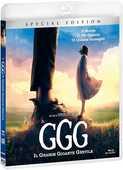Film Il GGG. Il Grande Gigante Gentile (Blu-ray) Steven Spielberg