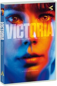 Victoria (DVD) di Sebastian Schipper - DVD