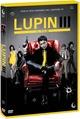 Cover Dvd DVD Lupin III - Il film