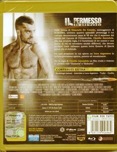 Il permesso. 48 ore fuori (Blu-ray) di Claudio Amendola - Blu-ray - 2