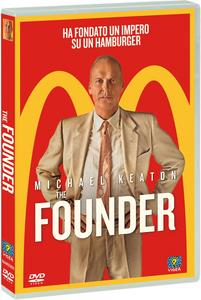 Film The Founder (DVD) John Lee Hancock