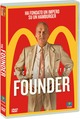Cover Dvd The Founder