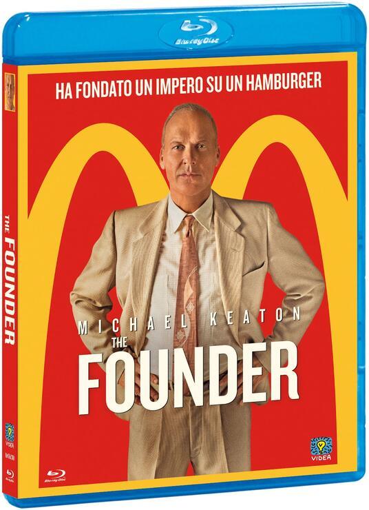 The Founder (Blu-ray) di John Lee Hancock - Blu-ray