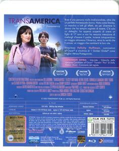 Transamerica (Blu-ray) di Duncan Tucker - Blu-ray - 2