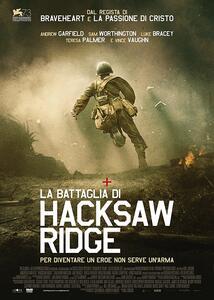 La battaglia di Hacksaw Ridge (Blu-ray 4K Ultra HD) di Mel Gibson