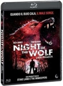Night of the Wolf (Blu-ray) di Adrián García Bogliano - Blu-ray