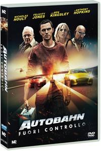 Cover Dvd Autobahn. Fuori controllo (DVD) (DVD)