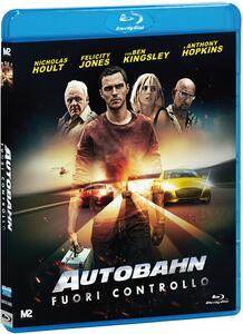 Autobahn. Fuori controllo (Blu-ray) di Eran Creevy - Blu-ray