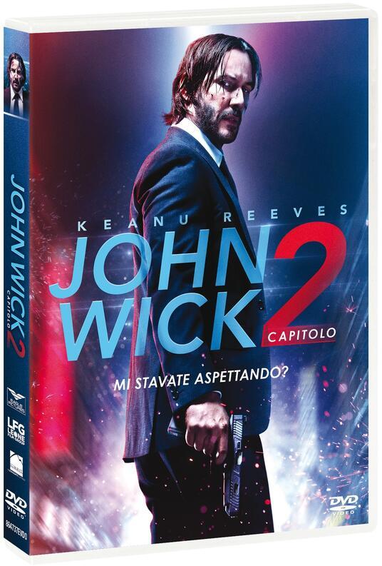 John Wick. Capitolo 2 (DVD) di David Leitch,Chad Stahelski - DVD