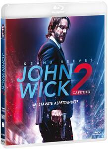 John Wick. Capitolo 2 (Blu-ray) di David Leitch,Chad Stahelski - Blu-ray
