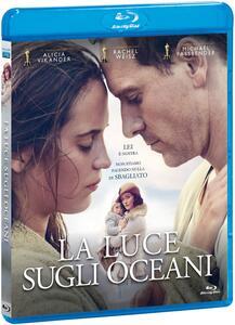 La luce sugli oceani (Blu-ray) di Derek Cianfrance - Blu-ray