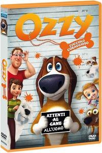 Cover Dvd Ozzy. Cucciolo coraggioso (DVD)