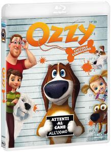 Ozzy. Cucciolo coraggioso (Blu-ray) di Alberto Rodríguez,Nacho La Casa - Blu-ray