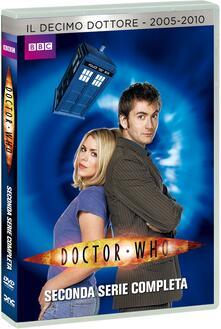 Doctor Who. Stagione 2. Serie TV ita (6 DVD) di James Hawes,Euros Lyn,Graeme Harper - DVD