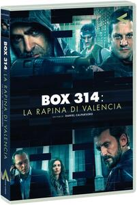 Box 314. La rapina di Valencia (DVD) di Daniel Calparsoro - DVD
