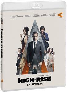 High-Rise. La rivolta (Blu-ray) di Ben Wheatley - Blu-ray