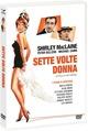 Cover Dvd DVD Sette volte donna